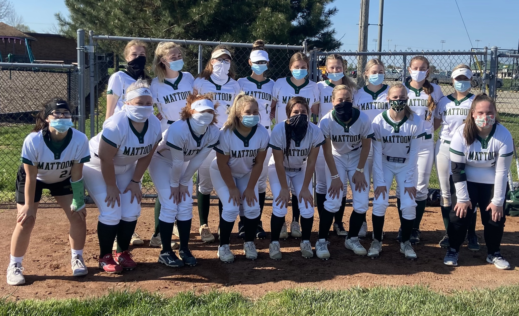 Mattoon softball seeks to build on momentum vs. Taylorville