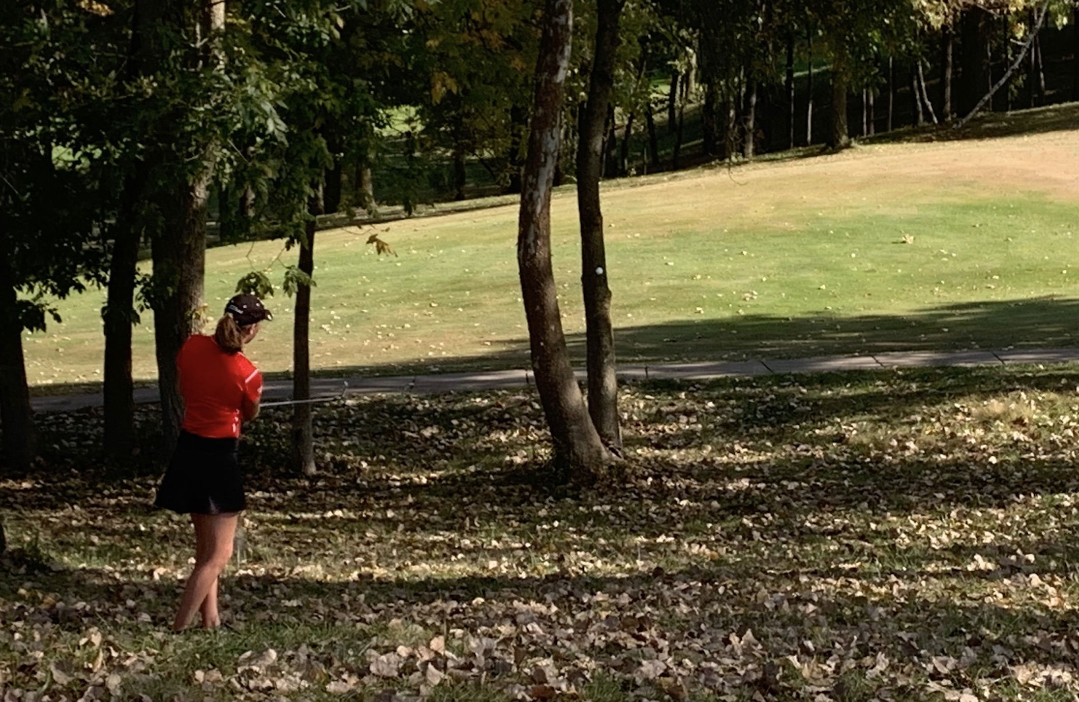 Stacey Zerbst wants to take more risks and lead CHS girls golf back to state